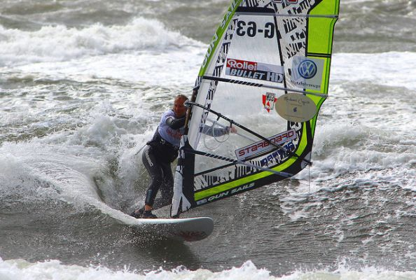 Rollei Windsurf Cup Norderney.  Foto: Choppy Water/ Stevie Bootz