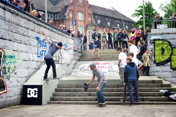 Red Bull Bomb the Line 2013: Qualifying.  Foto: Christoph Schröder / Red Bull Content Pool