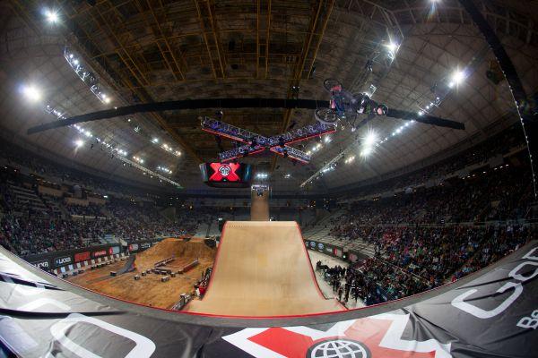 X Games Barcelona: BMX Big Air.  Foto: Matt Morning / ESPN Images