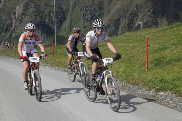 Ischgl Ironbike 2013.  Foto: TVB Paznaun-Ischgl