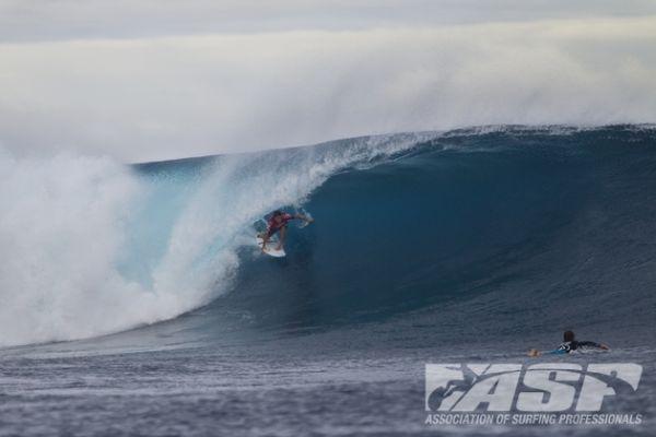 Volcom Fiji Pro 2012.  Foto: ASP/Kirstin