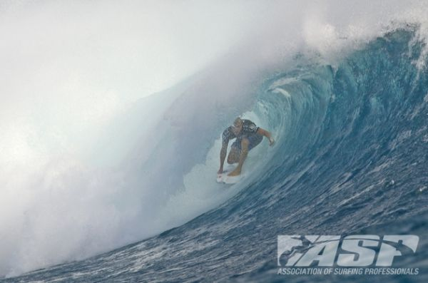 Volcom Fiji Pro 2012.  Foto: ASP/Robertson