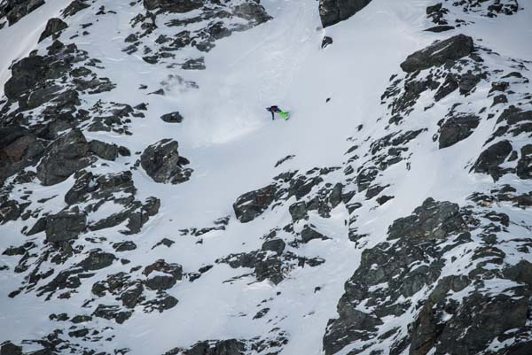 Swatch Freeride World Tour.  Foto: freerideworldtour.com/DCARLIER