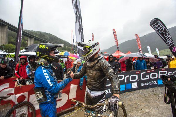 IXS German Downhill Cup Steinach 2013.  Foto: Thomas Dietze