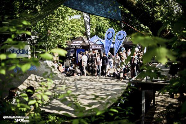 Surf & Skate Festival Köln 2013.  Foto: Odonien