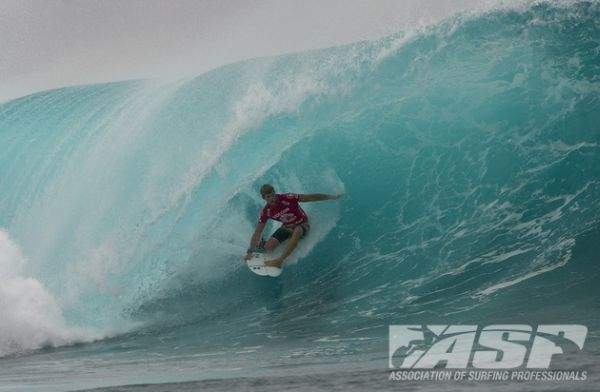 Volcom Fiji Pro 2013.  Foto: ASP/Robertson
