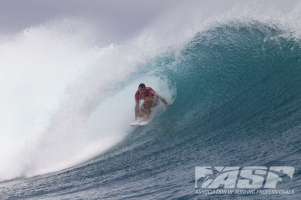 Volcom Fiji Pro 2013.  Foto: ASP/Kirstin