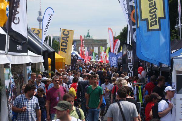 Velothon Berlin 2013.  Foto: Upsolut/Hochzwei