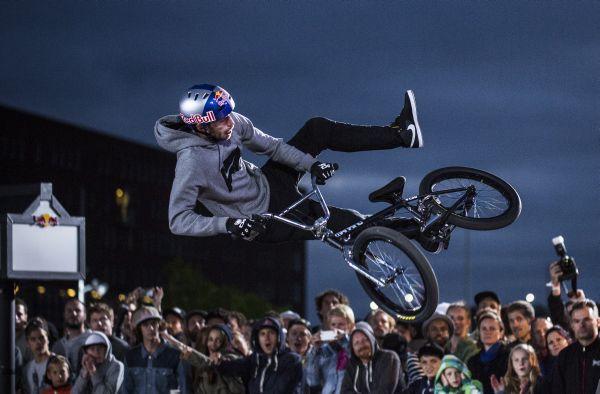 Red Bull Framed Reaction 2013.  Foto: Romina Amato/Red Bull Content Pool
