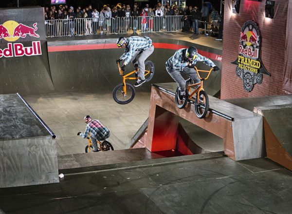 Red Bull Framed Reaction 2013.  Foto: Rutger Pauw/Red Bull Content Pool