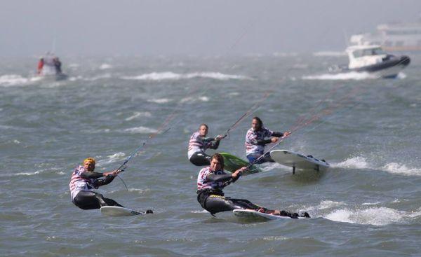 Norht American Kite Racing Championships 2013.  Foto: Veranstalter