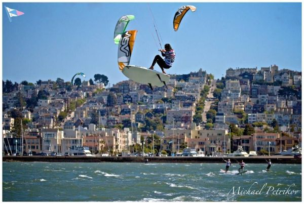 Norht American Kite Racing Championships 2013.  Foto: Michael Petrikov