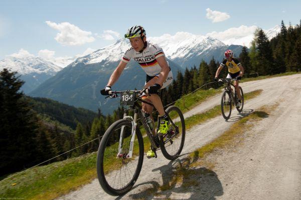 Bike Four Peaks 2013.  Foto: Robert Niedring/Bike Four Peaks