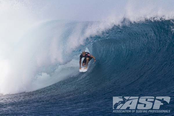 Volcom Fiji Pro 2013: Der Finaltag.  Foto: ASP/Kirstin