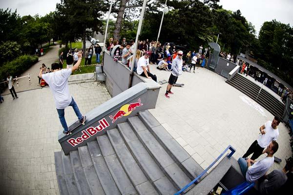 Red Bull Bomb the Line 2013: DC Wildcard Session Solingen.  Foto: Hendrik Herzmann/Red Bull Content Pool