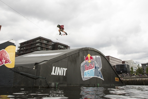 Red Bull Rising High Hamburg 2013.  Foto: Red Bull Content Pool