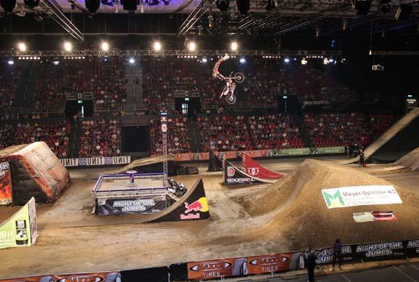 Night of the Jumps Basel 2013.  Foto: Oliver Franke / NOTJ.de