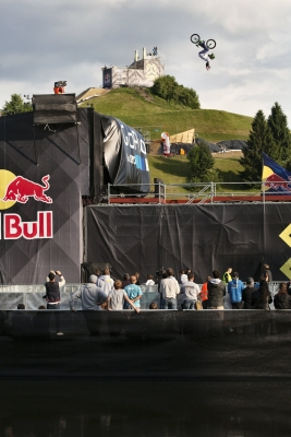 X Games München 2013 BMX Big Air.  Foto: Rutger Pauw/Red Bull Content Pool