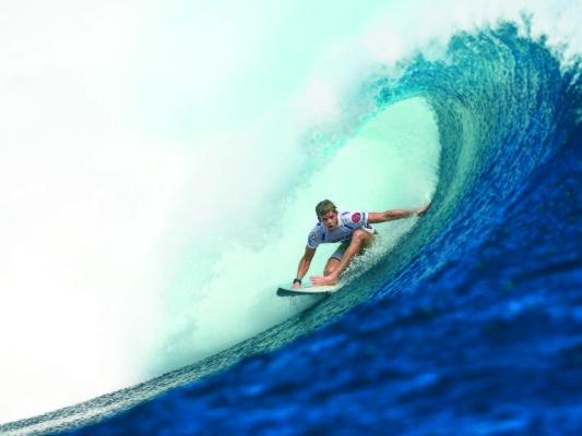 Surf-Szene im Fokus.  Foto: Red Bull Bulletin Magazine