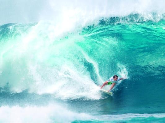 Die aktuelle Surf-Szene im Überblick.  Foto: Red Bull Bulletin Magazine