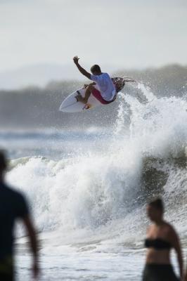 Die aktuelle Surf-Szene im Fokus.  Foto: Re Bull Content Pool