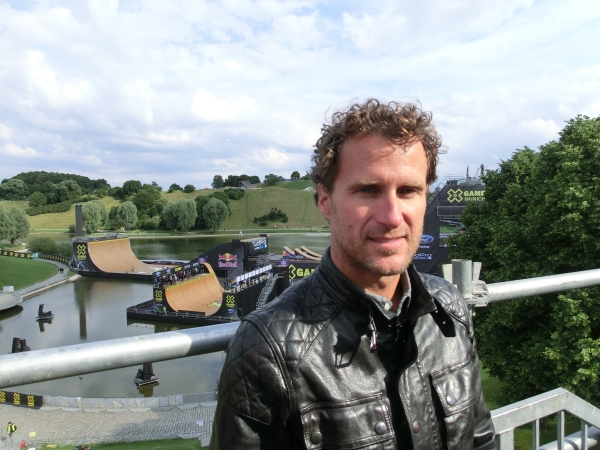 X Games München 2013: 10 Fragen an Richie Schley.  Foto: Marion Hellweg