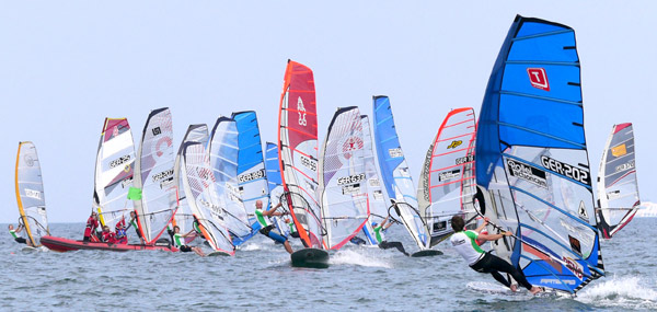 Rollei Windsurf Cup Fehmarn.  Foto: Choppy Water/ Stevie Bootz