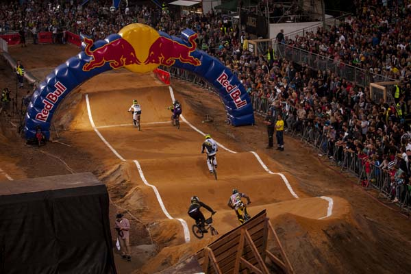 Red Bull Revolution 2012.  Foto: davidulrich.de / Red Bull Content Pool
