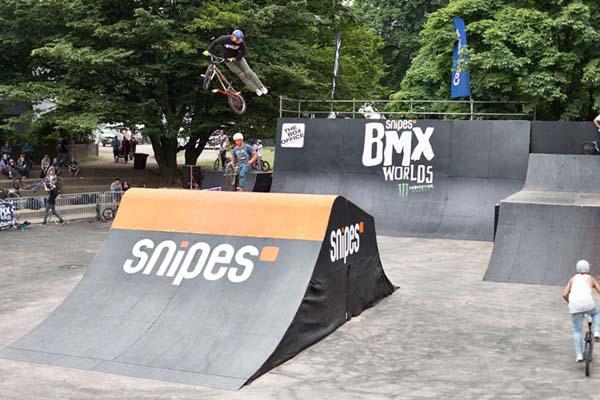 BMX Worlds 2013.  Foto: Kay Clauberg
