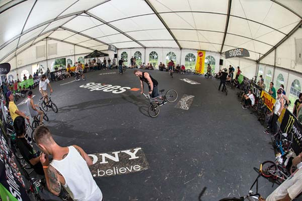 BMX Worlds Köln 2013.  Foto: Kay Clauberg