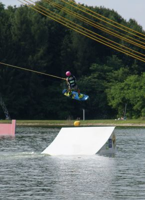 Corona Wakeboard Cup Plankensee 2013.  Foto: www.wakeboard.ag