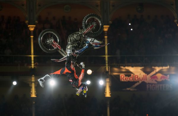 X-Fighters Madrid 2013.  Foto: Oscar Carrascosa/Red Bull Content Pool