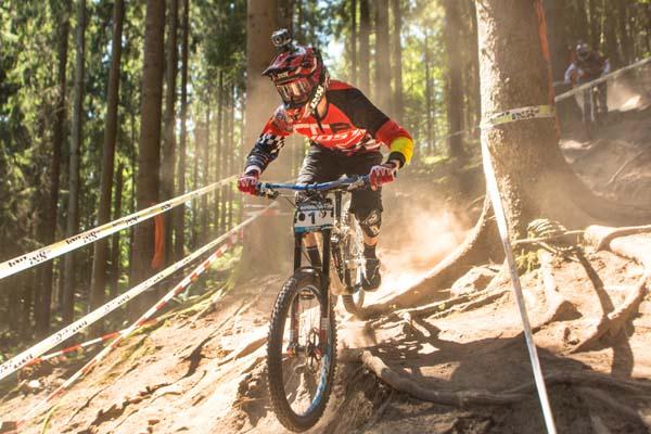 IXS German Downhill Cup Bad Wildbad.  Foto: © Thomas Dietze