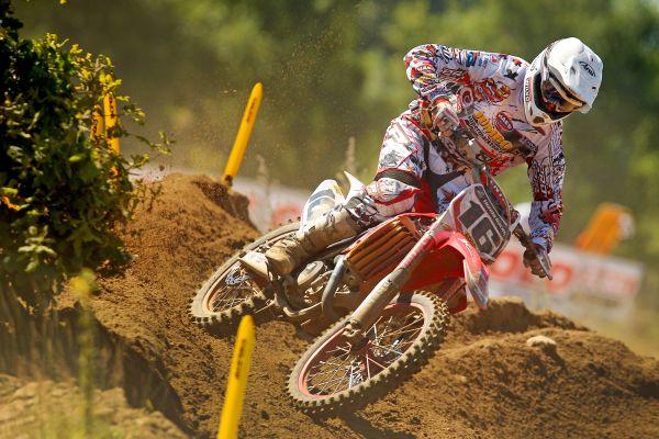 ADAC MX Masters Tensfeld 2013.  Foto: ADAC Motorsport