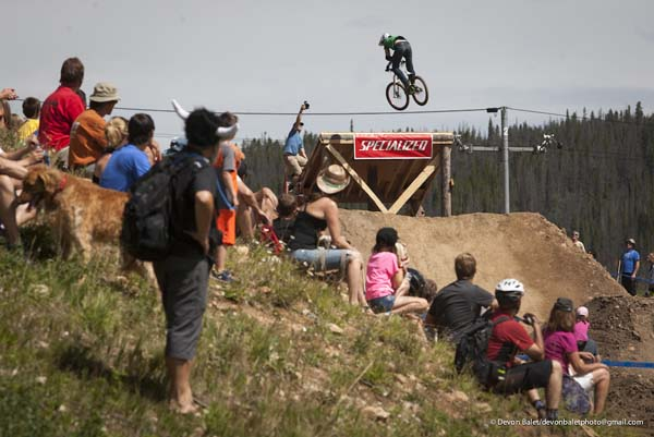 Colorado Freeride Festival 2012.  Foto: Devon Balet