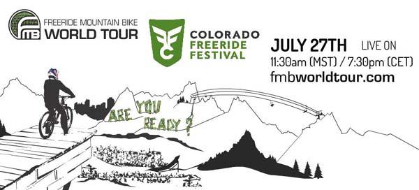 Colorado Freeride Festival 2013.  Foto: Kris Kurowski