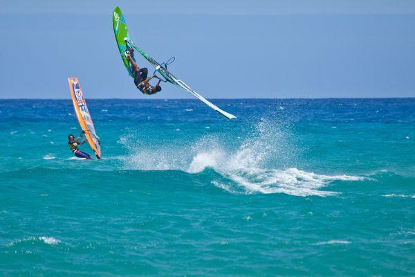 PWA Freestyle World Cup Fuerteventura 2013.  Foto: Christian Tillmanns