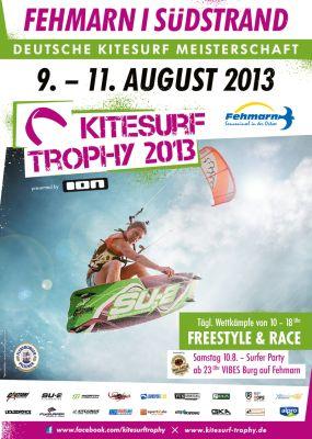 Kitesurf Trophy 2013.  Foto: Veranstalter