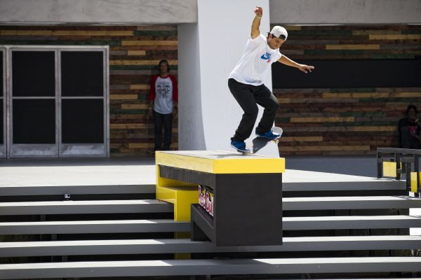 X Games Los Angeles 2013: Street League.  Foto: Garth Milan/ESPN Images