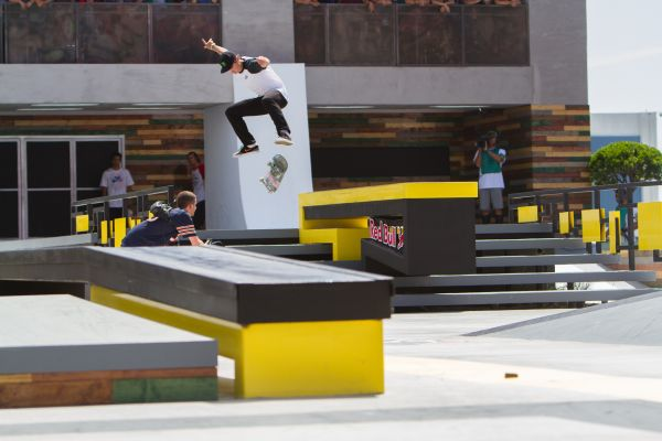 X Games Los Angeles 2013: Street League.  Foto: Matt Morning/ESPN Images