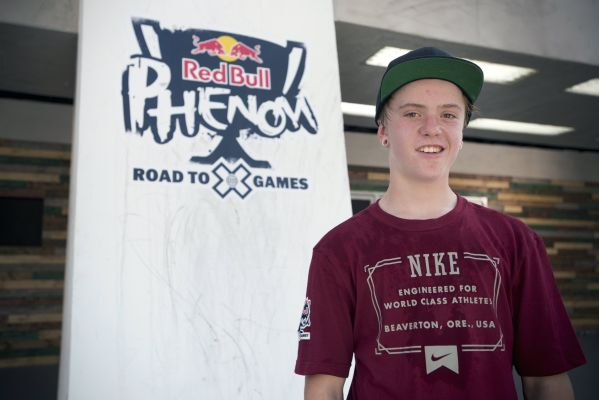 X Games Los Angeles 2013: Red Bull Phenom.  Foto: Mike Blabac/Red Bull Content Pool