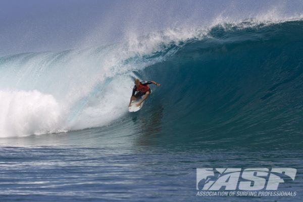 Billabong Tahiti Pro 2012.  Foto: ASP/Kirstin