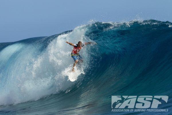 Billabong Tahiti Pro 2013: Day 1.  Foto: ASP/Kirstin