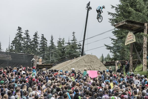 Red Bull Joyride 2013.  Foto: Scott Serfas / Red Bull Content Pool