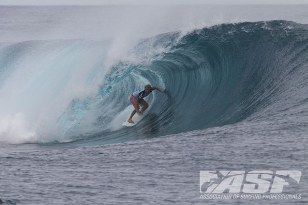 Billabong Pro Tahiti 2013.  Foto: ASP/Kirstin