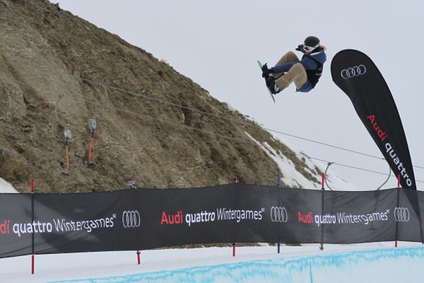 FIS Snowboard World Cup Cardrona 2013/2014.  Foto: FIS/Oliver Kraus