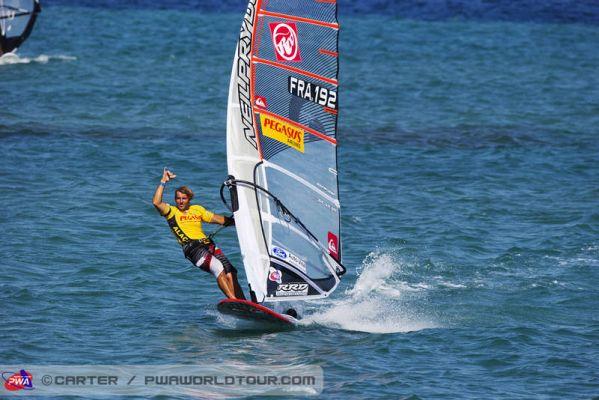 PWA Windsurf World Cup Alacati 2013.  Foto: Carter/PWAWorldtour.com