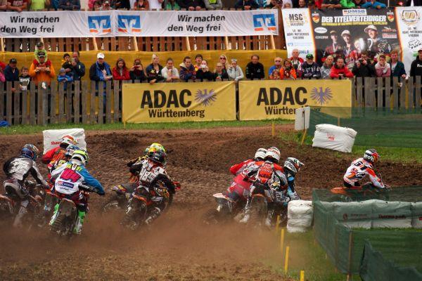 ADAC MX Masters Gaildorf 2013.  Foto: ADAC / Steve Bauerschmidt