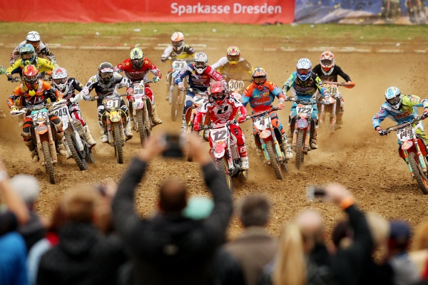 ADAC MX Masters Jauer 2013.  Foto: ADAC Motorsport