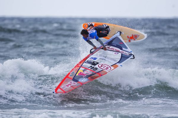Cold Hawaii: Windsurf World Cup Klitmøller 2013.  Foto: Carter/pwaworldtour.com